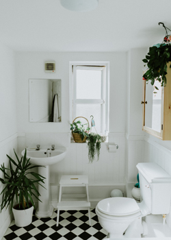 Bathroom To Small